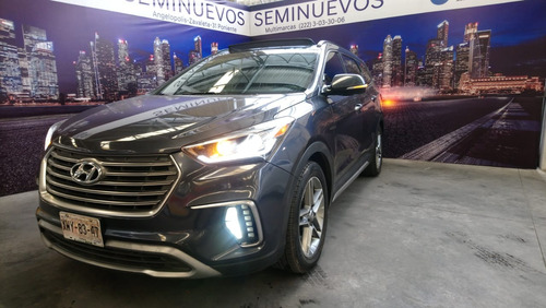 hyundai santa fe 3.4 limited tech at