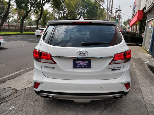 hyundai santa fe 3.4 limited tech at mod. 2018