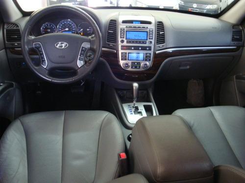 hyundai santa fe 3.5 7l 4wd aut.blindado 2011