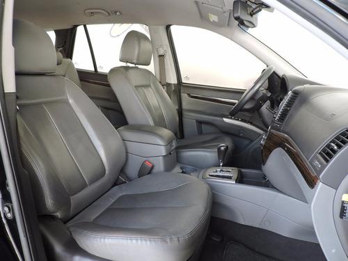 hyundai santa fé 3.5 mpfi gls 7 lugares v6  285cv aut 2011