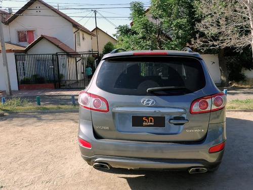 hyundai santa fe 4x2 manual bencina full 2013