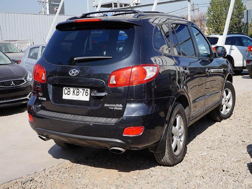 hyundai santa fe 4x4  automatica 2009