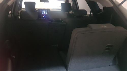 hyundai santa fe 7 asientos automática impecable.
