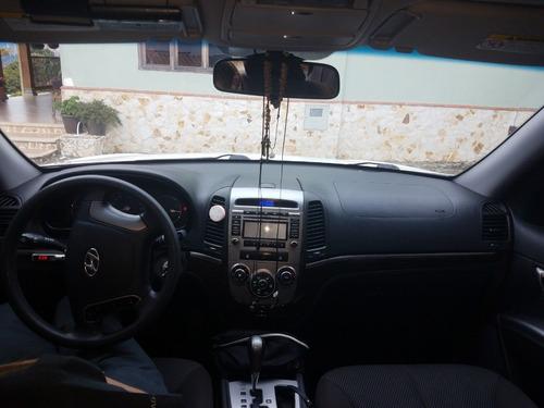 hyundai santa fe at. 7ptos diesel 2012