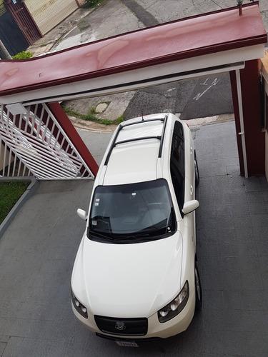 hyundai santa fé diesel 7 pasajeros un sólo dueño!!!