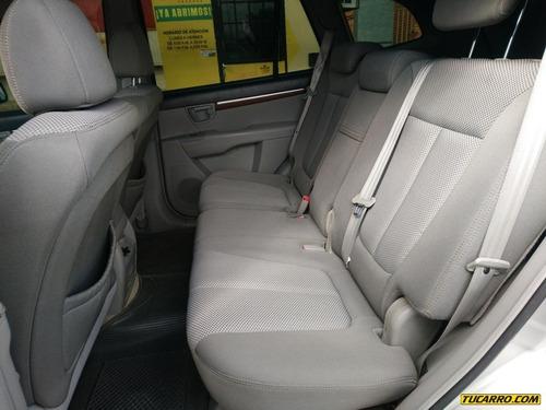 hyundai santa fe gl 4x4 automático