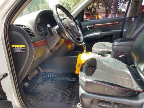 hyundai santa fe - gls premium - diesel - automática