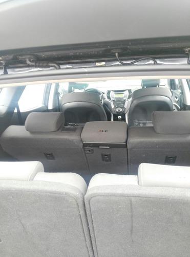 hyundai santa fe motor 2.4 2013 modelo 2014 negro 5 puertas