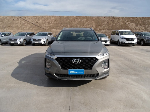hyundai santa fe tm 2.4 mt plus
