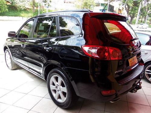 hyundai santa fe v6 2007 gasolina automática 4x4