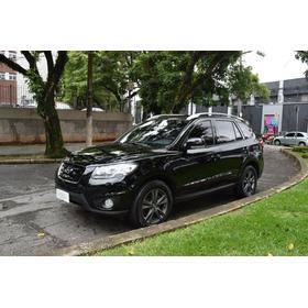 Hyundai Santa Fé V6 2010/2011 Blindada. Excelente Estado.