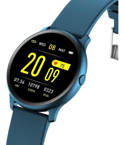 hyundai smart watch reloj inteligente fitness deportes