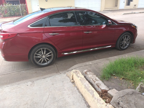 hyundai sonata 2.0 sport t at 2016