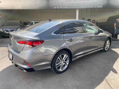 hyundai sonata 2.0 sport t at 2018