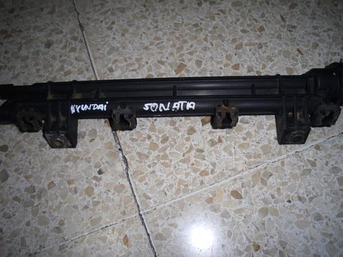 hyundai sonata 2000, flauta de combustible n* 35 304 -38 300