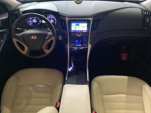 hyundai sonata 2011 2.4 16v aut. 4p top de linha 2° dono