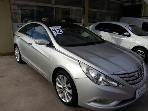 hyundai sonata 2012 2.4 16v aut. 4p