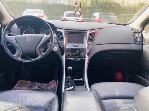 hyundai sonata 2012 2.4 16v aut. 4p troca