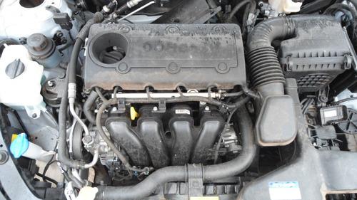 hyundai sonata 2.4 16v 2012 - peças / motor / lataria / int.