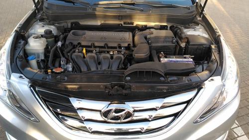 hyundai sonata 2.4 16v aut. 4p 2011