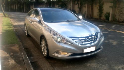 hyundai sonata 2.4 16v aut. 4p 2012