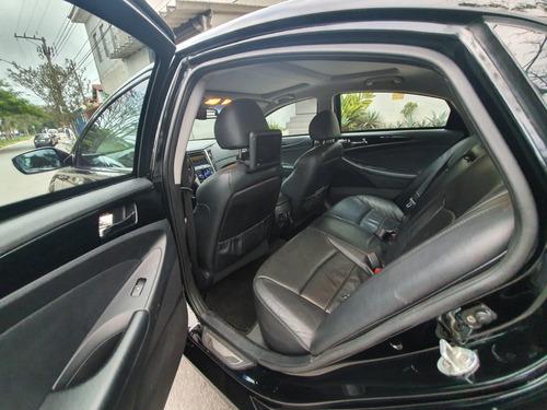hyundai sonata 2.4 16v aut. 4p 2012 blindado