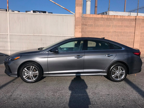 hyundai sonata 2.4 limited navi at