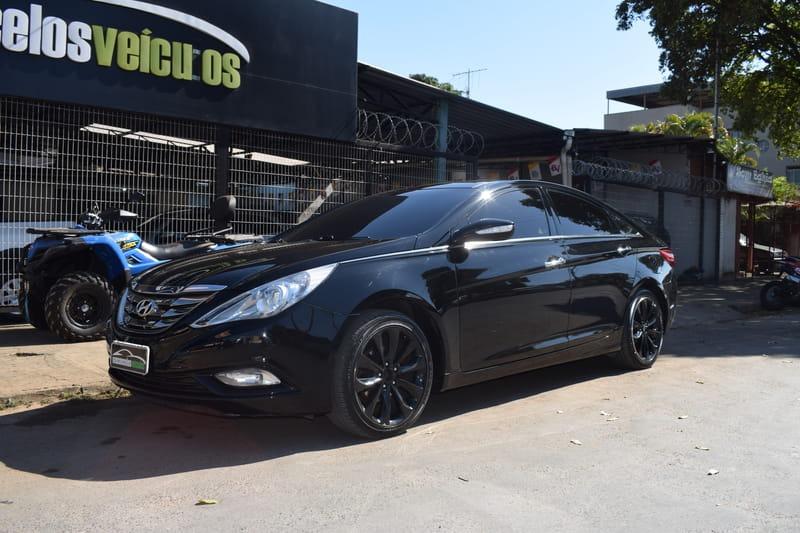 Hyundai Sonata Gls 2.4 2011. Carregando Zoom.