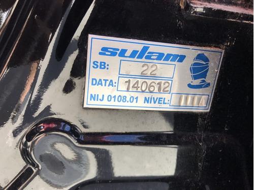 hyundai sonata gls 2.4 2012 blindado novo