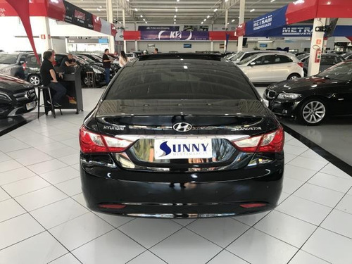 hyundai sonata sonata 2.4 16v 182cv 4p aut. gasolina automá