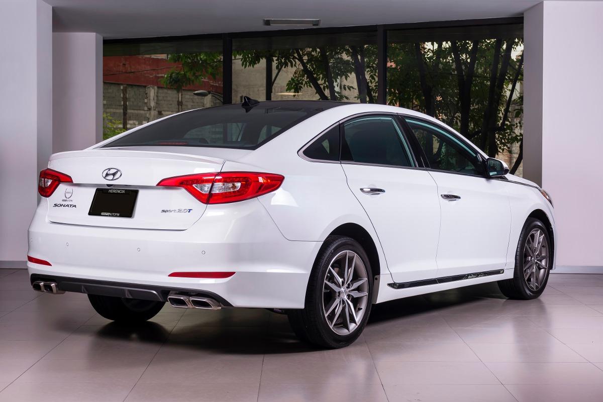 Hyundai Sonata Sport Turbo Insurgentes D Nq Np Mlm F