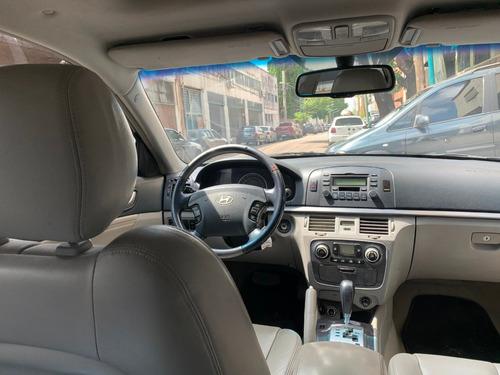 hyundai sonata v6 3.3 gls at 2007 sedan 4 puertas