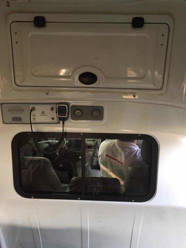 hyundai starex ambulancia