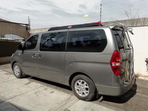 hyundai starex h1  11 pasajeros para inscribir excelente