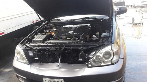 hyundai terracan 2.5 reparado  diesel  2006
