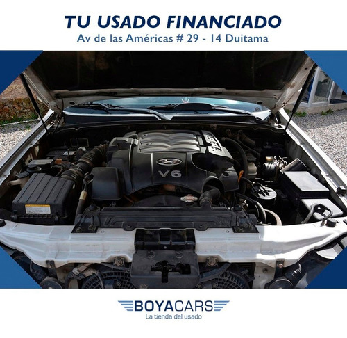 hyundai terracán gasolina 2007 3.5