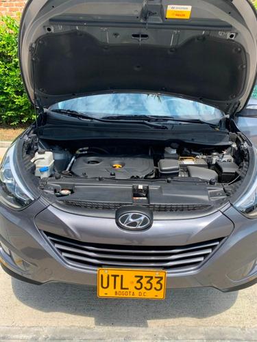 hyundai tucso ix 35 como nueva, solo 42.000 km