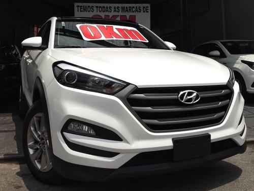 hyundai tucson 1.6 gdi gls turbo aut. 2020 0km