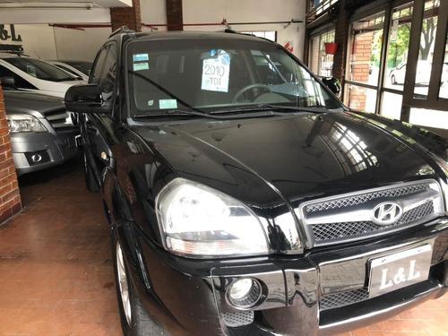 hyundai tucson 2.0 4x4 crdi aut 2010