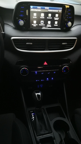 hyundai tucson 2.0 automática