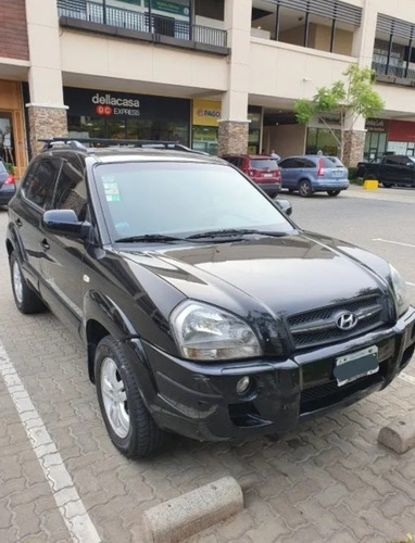 hyundai tucson 2.0 crdi 2wd 4at 2008