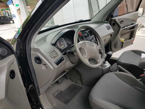 hyundai tucson 2.0 gl 4x2 aut. 5p 2010