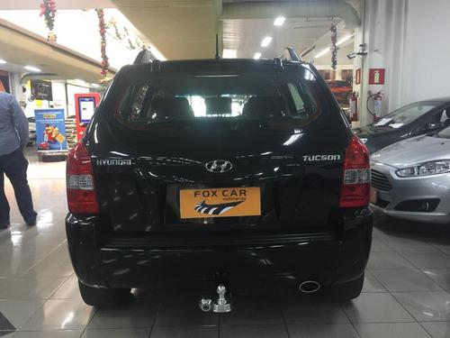 hyundai tucson 2.0 gl 4x2 aut. 5p ano 2008/2009 (6904)