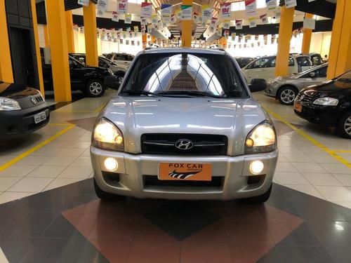 hyundai tucson 2.0 gl 4x2 aut.ano 2007/2008 (2746)