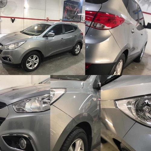 hyundai tucson 2.0 gl 6at 2wd 2013