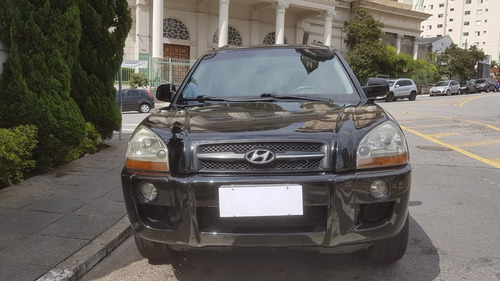 hyundai tucson 2.0 gl aut. 2006 completo