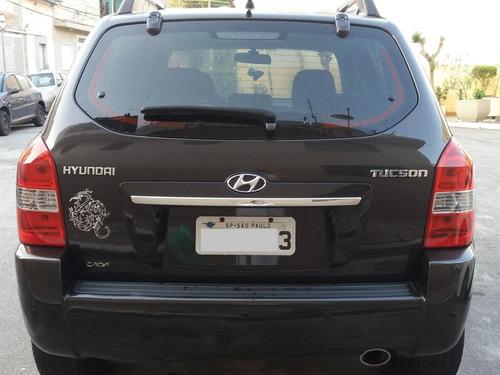 hyundai tucson 2.0 gls 16v 2wd gasolina 4p automático