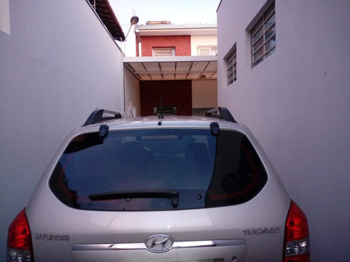 hyundai tucson 2.0 gls 4x2 aut. 5p 2008