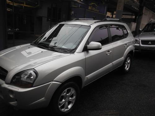 hyundai tucson 2.0 gls 4x2 aut. 5p 2012 + couro