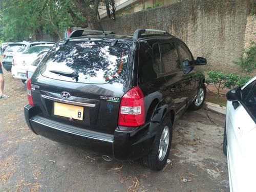 hyundai tucson 2.0 gls 4x2 aut. 5p, revisada, impecável!!